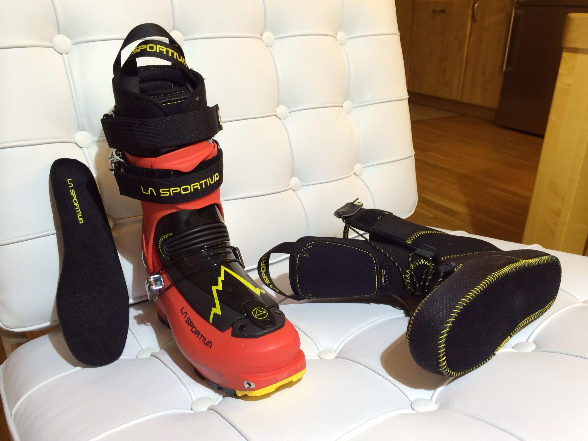 Prodám Skialpinismus Dámské skialpové boty La Sportiva - Bazar ... 555501cd977