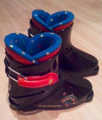589cd1e185c Prodám Boty Dětské boty Salomon