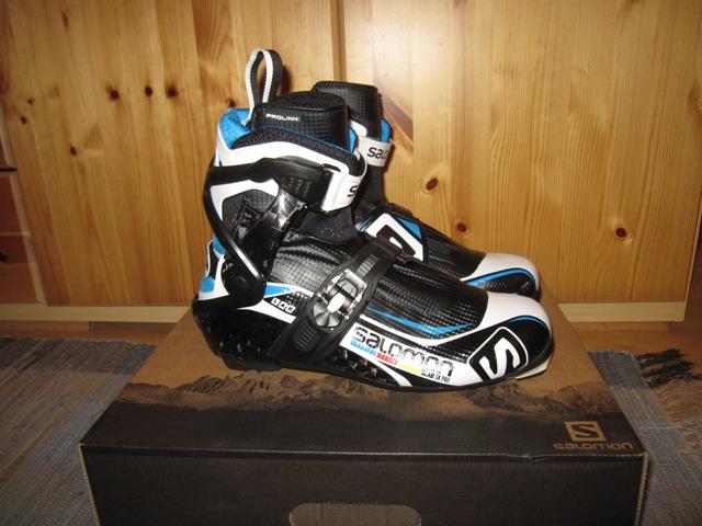 Prodám Boty Salomon s-lab skate PRO prolink vel. 42(NNN) - Bazar ... 3003527362