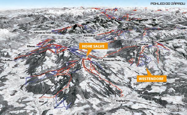 Skiwelt Wilder Kaiser