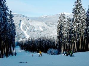 Ski Bílá