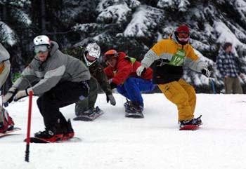 Snowpark Čihalka - Olešnice v O.h.