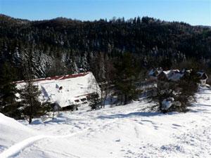 Ski areál Trnava u Zlína