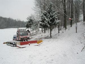 Lyžařský svah Trnava u Zlína – SK Lyžařský klub